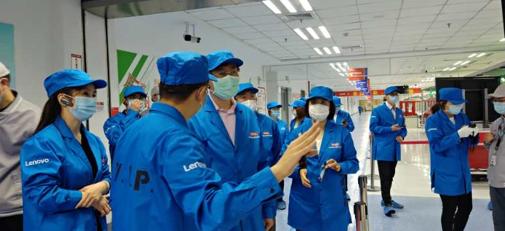 杨元庆:助力复工复产推动5G赋能制造业高质量发展松花江源头