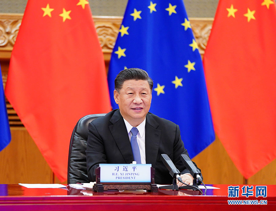 《中国之治》 育新机开新局 习近平这样推动复工复产国际合作