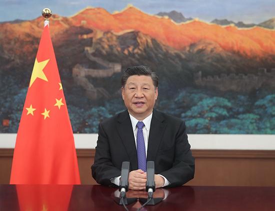 """三个""""更加""""——面对新挑战,习近平为推动经济全球化阐述中国主张"""