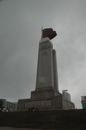 南昌八一起义纪念塔图片