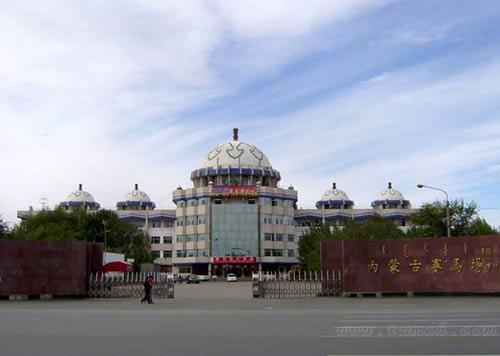 内蒙古赛马场