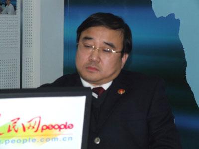 北京西城区检察院反贪局局长张京文