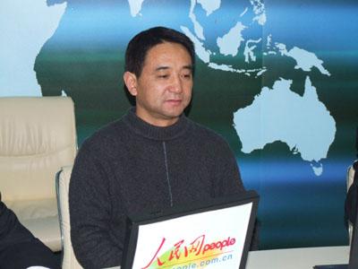 湖北省宜昌市人民检察院副检察长兼反贪局局长