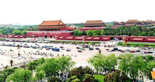 北京天安门广场简介