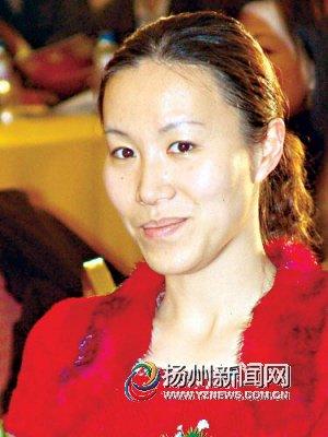 两届奥运会羽毛球女双冠军葛菲