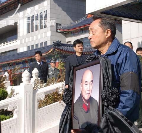 组图:萧克 而立之年任副师长 曾获茅盾文学奖 (