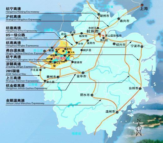 千岛湖旅游转型升级