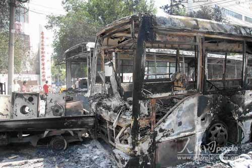 乌鲁木齐7·5暴力犯罪事件死亡人数增至156