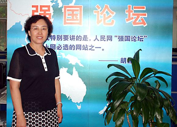 吉林省纪委纠风室主任、省纠风办副主任刘春荣